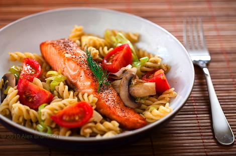 Comida sana y equilibrada for Comidas rapidas y sanas