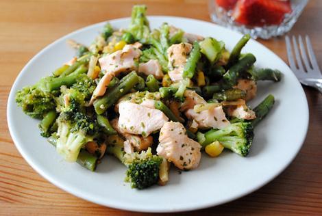 comida para bajar de peso
