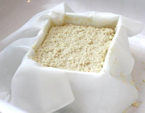 recetas de tofu reposar
