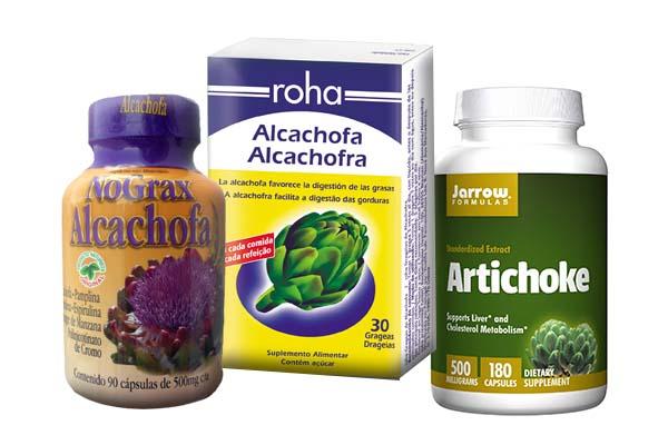 ¿Funcionan las pastillas de alcachofa para adelgazar?