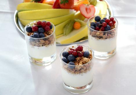 desayuno saludable de dieta
