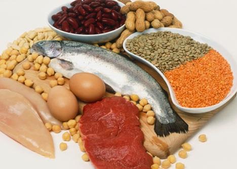 los 8 alimentos con más proteínas