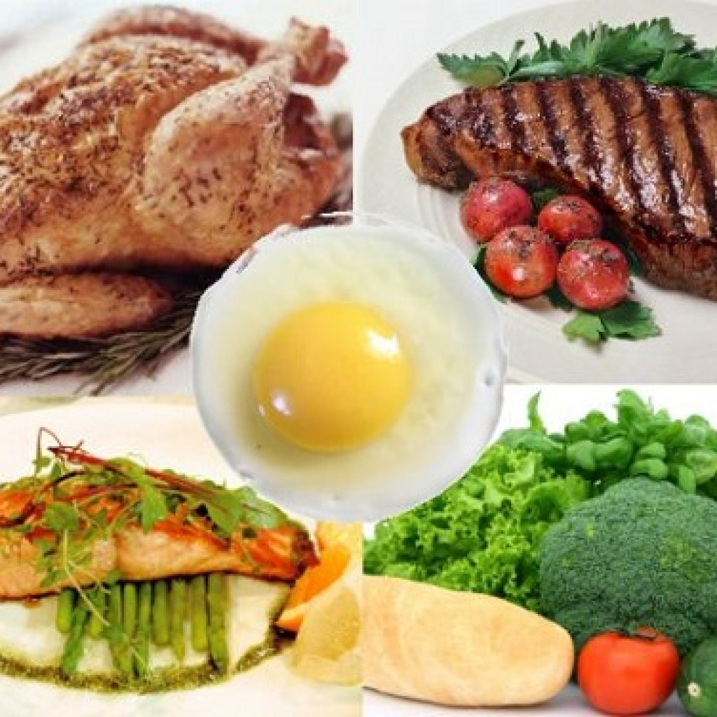 comidas ricas hierro