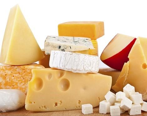 nutrientes queso