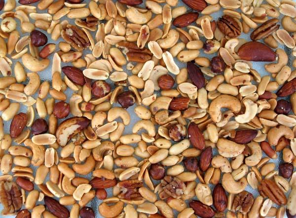 frutos-secos-ricos-en-magnesio